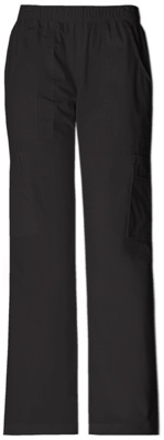 Mid-Rise Pull-On Pant Cargo Pant 4005