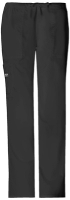 Mid-Rise Drawstring Cargo Pant 4044T