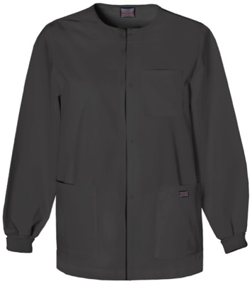 Men's Snap Front Warm-Up Jacket 4450