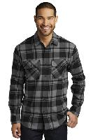 Port Authority ®  Plaid Flannel Shirt. W668
